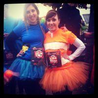 Dory and Nemo costumes | runDisney!! | Pinterest
