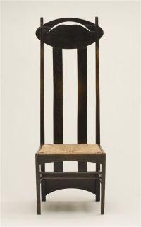 Chair, Charles Rennie Mackintosh, 1897 | C. R. Mackintosh ...