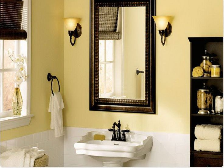 Good and Relaxing Bathroom Colors