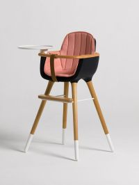 Modern High Chair | The Styled Child | Pinterest