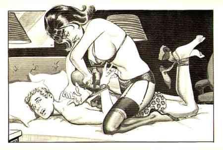 sorenutz femdom art