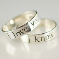 CUTE PROMISE RINGS:) | My forever | Pinterest