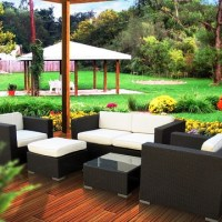 Patio Furniture: Modular Patio Furniture