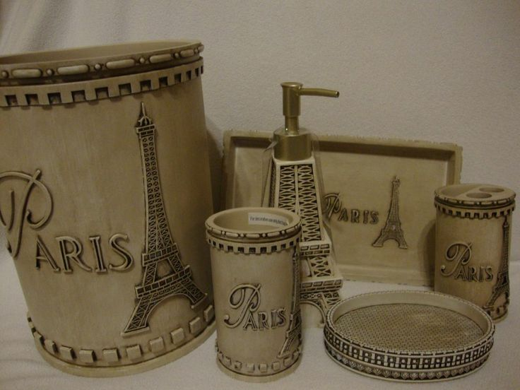 This paris themed bathrooms themed bathrooms and bathroom sets