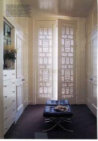Love those walk in closet door | Closet Control | Pinterest