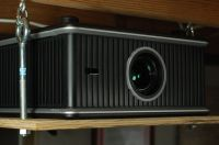 DIY: A quick and dirty $20 projector ceiling mount