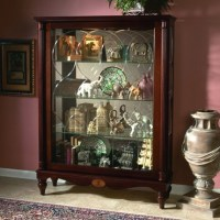 Cardigan Mantel Curio Cabinet | Decorating Ideas | Pinterest