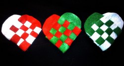 Danish Heart Baskets