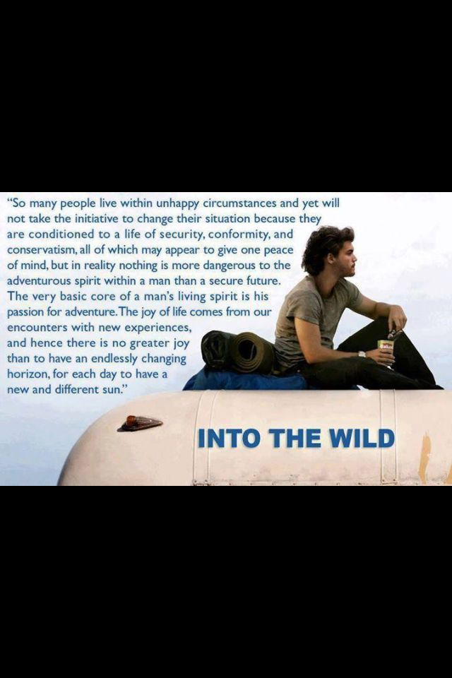quotes from into the wild