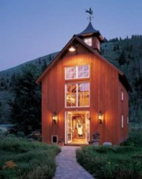 Barn turned into home.... | Barn homes | Pinterest