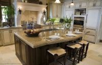 Remodeling Gourmet Kitchen Design Ideas | Mouthwatering ...