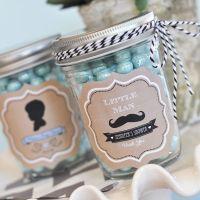 Baby Shower Food Ideas: Baby Shower Ideas Using Mason Jars