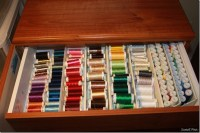 Sewing Room Storage Cabinets - | Organizing OCD Style ...