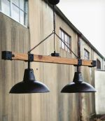 Industrial Warehouse Style Light