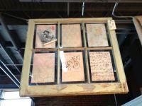 Window Frames: Window Pane Frame Ideas