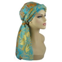 Head Scarf for Cancer Patients | Treatment Fashion | Pinterest