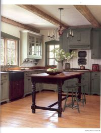 country kitchen | Kitchen and addition ideas 2014 | Pinterest