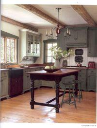 country kitchen | Kitchen and addition ideas 2014 | Pinterest