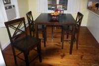 Kitchen Table & chairs (4) | Craigslist | Pinterest