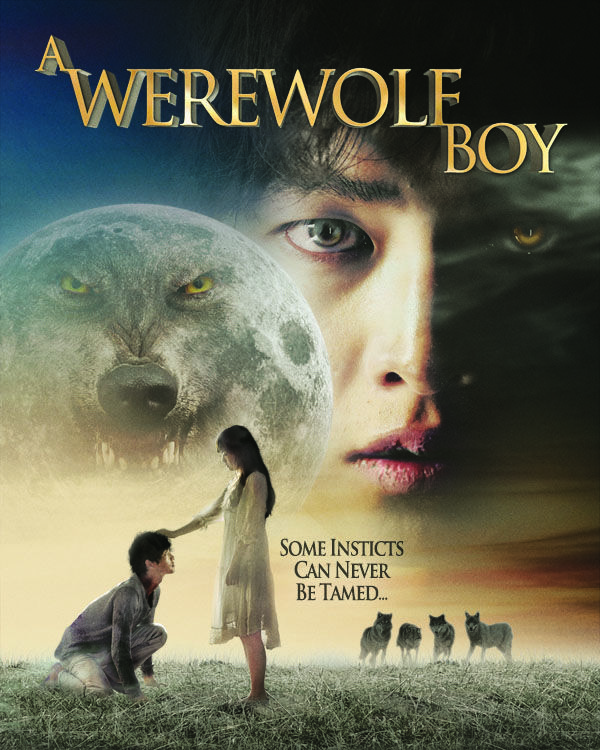 Werewolf Boy Korean Movie