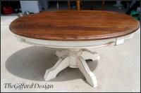 refurbished wood coffee table | {~DIY~} | Pinterest