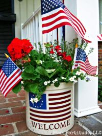 Patriotic Memorial Day Decorations