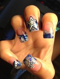 Dallas Cowboys Nail Art Designs   Joy Studio Design ...