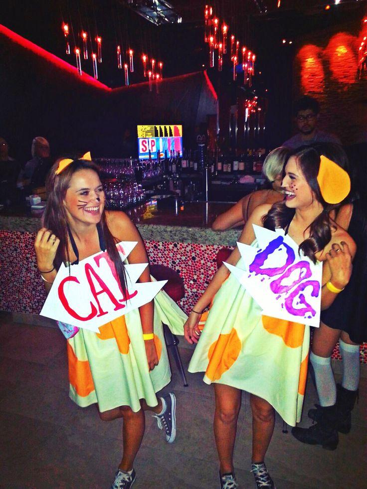 Gallery For > Catdog Halloween Costume