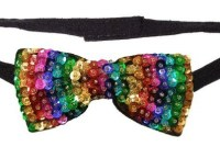 bedazzled bow tie | Bedazzle | Pinterest