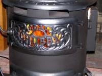 Coal Stove: Chubby Coal Stove