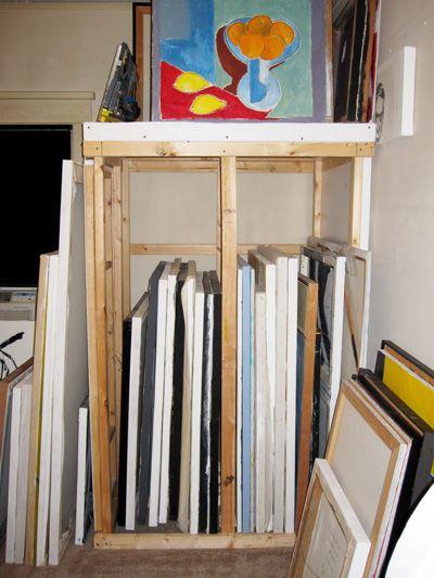Storage Racks Art Storage Racks