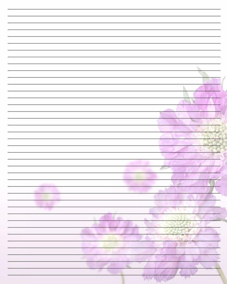 Aufsatz Schreibpapier Vorlage