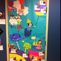 Dr. Seuss door decorating contest! | Classroom Ideas ...