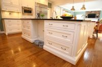 Pet Food Storage Cabinet | Kitchen Department | Pinterest