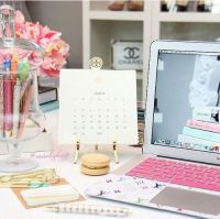 Desk decor... | Decor | Pinterest