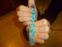 Best nail art design EVER! | Nonstandard Nail Ideas ...