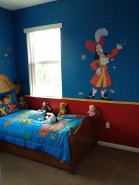 Jake and the neverland pirate bedroom | Ju Ju | Pinterest