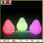 Led Pear Shaped Lamp Rechargeable Wireless LED Table Lamp