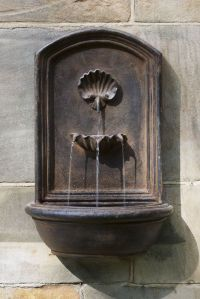 30 Wonderful Outdoor Wall Mounted Water Fountains