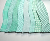 Mint Freestyle Mens Bow Ties