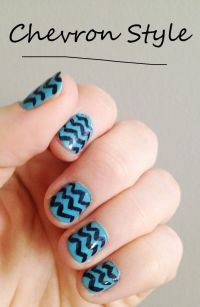 Nail Designs with Sharpie Marker | Nails | Pinterest