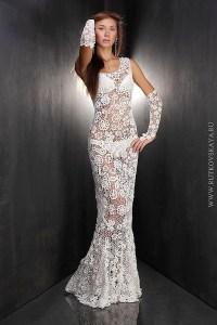 trendy wedding crochet dress | Crochet ~ Dresses ~ Maxi ...