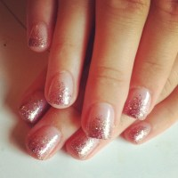 Neutral Ombre Nails | hairstylegalleries.com