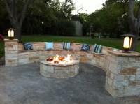 Fire pit | Outside ideas | Pinterest