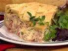 Pizza Rustica Recipe Giada De Laurentiis Food Network