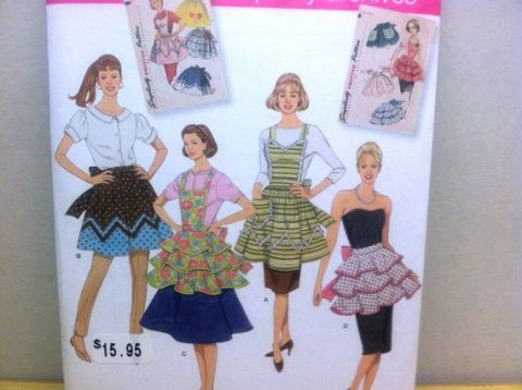 Simplicity Archives Sewing Pattern 2592 Vintage By UpstairsAttic 7  Sewing Pattern Archive