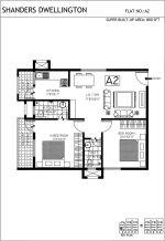 BR BA House Plans