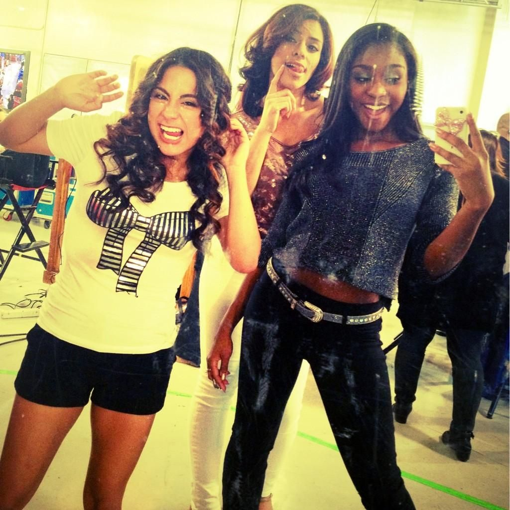Ally Pin Up Ally Dina And Normani Fifth Harmony Pinterest