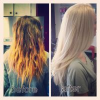 Color correction! Hair by Valerie | Hair Color ...