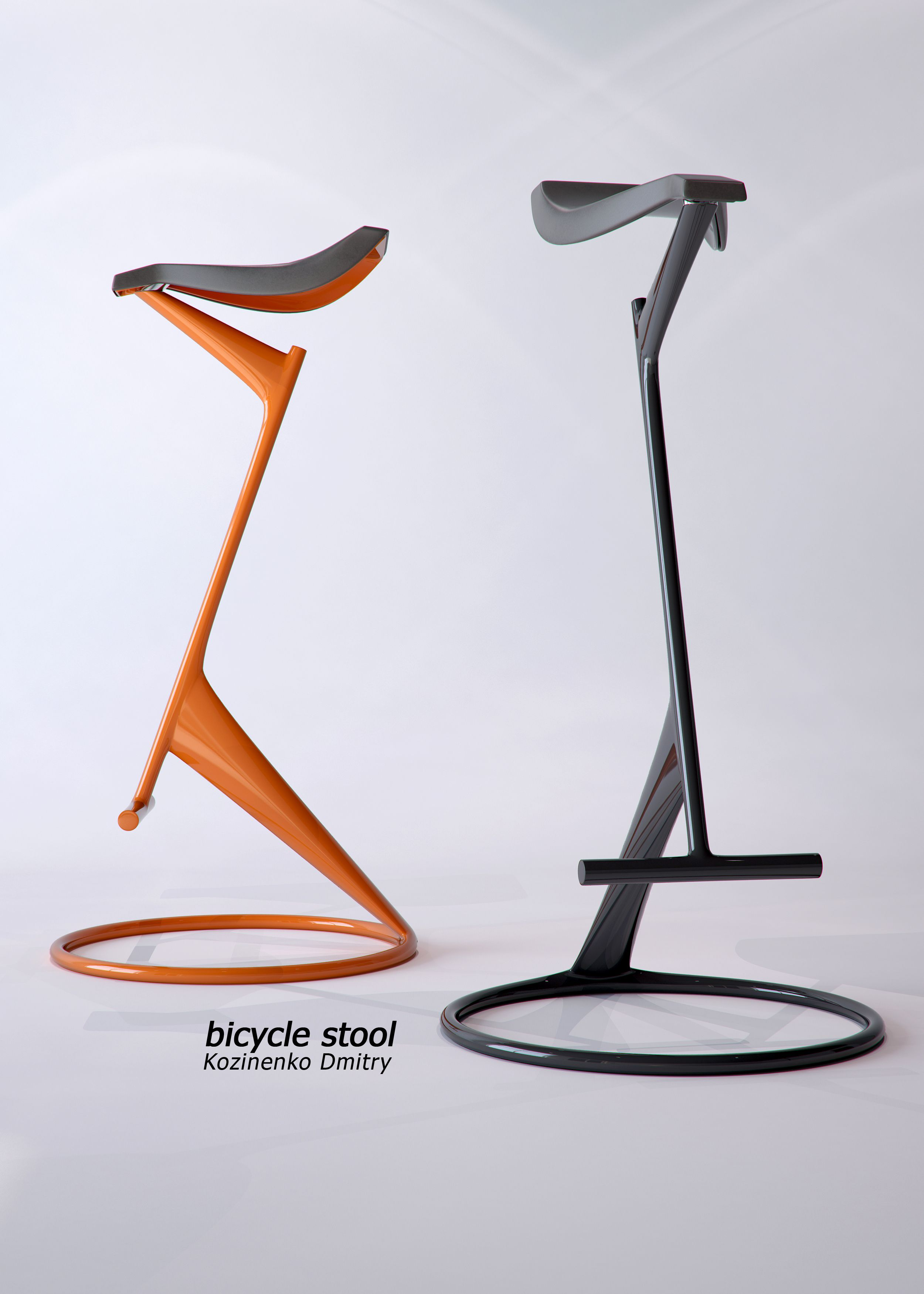 Stools Designs Bicycle Stool My Son 39s Designs Pinterest